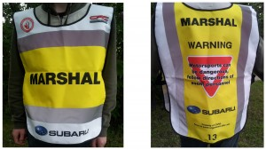 New Marshal vests